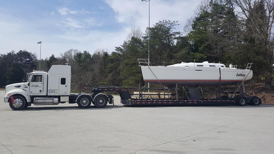 US Boat Haulers