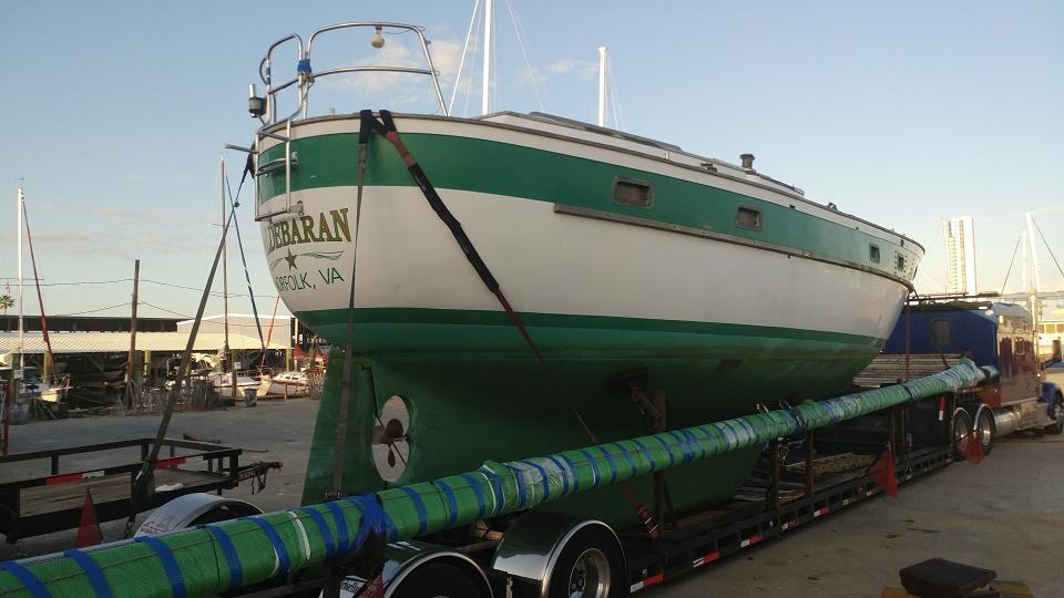 Boat Haulers