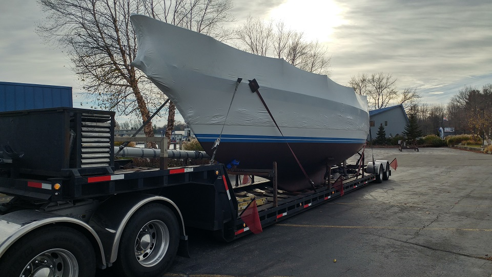 Affordable Boat Shipping