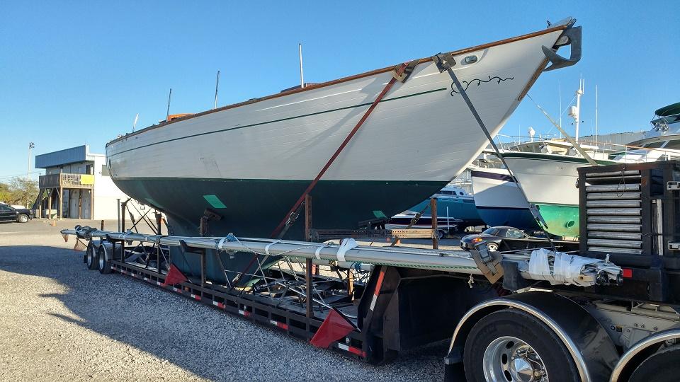 Florida Boat Transport