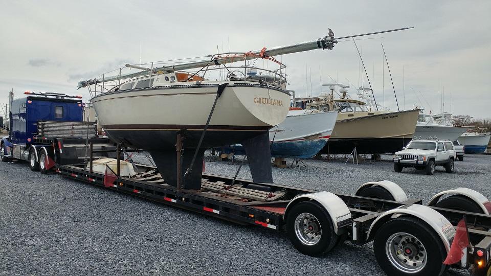 US Boat Transport inc