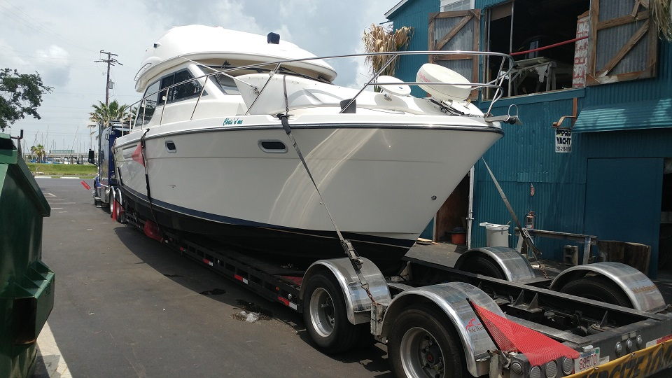 Bayliner Boat Transport