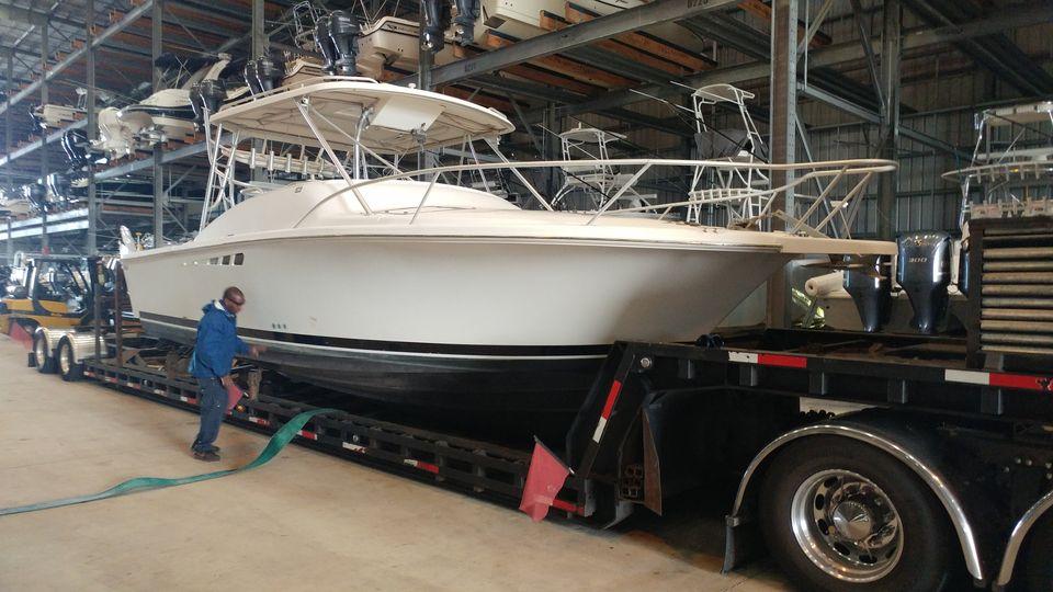 marine transport, boat transport, safe harbor hauling