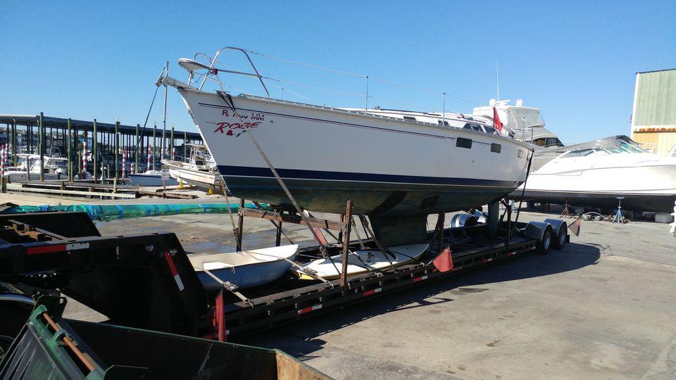 Boat transport, boat haulers, boat hauling service