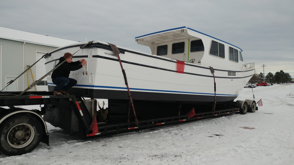 boat transport companies, boat transport cost, boat shipping, boat movers