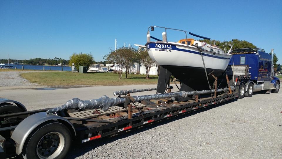 boat shipping, boat haul, boat movers, marine transport, yacht transport, boat hauling service