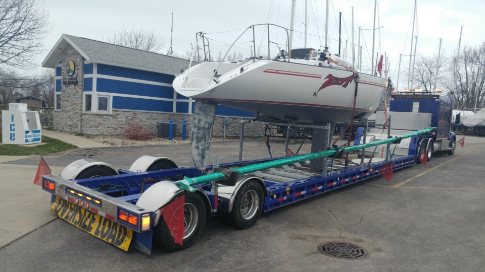 boat transport, boat haulers, boat movers, boat shipper, boat transport pros