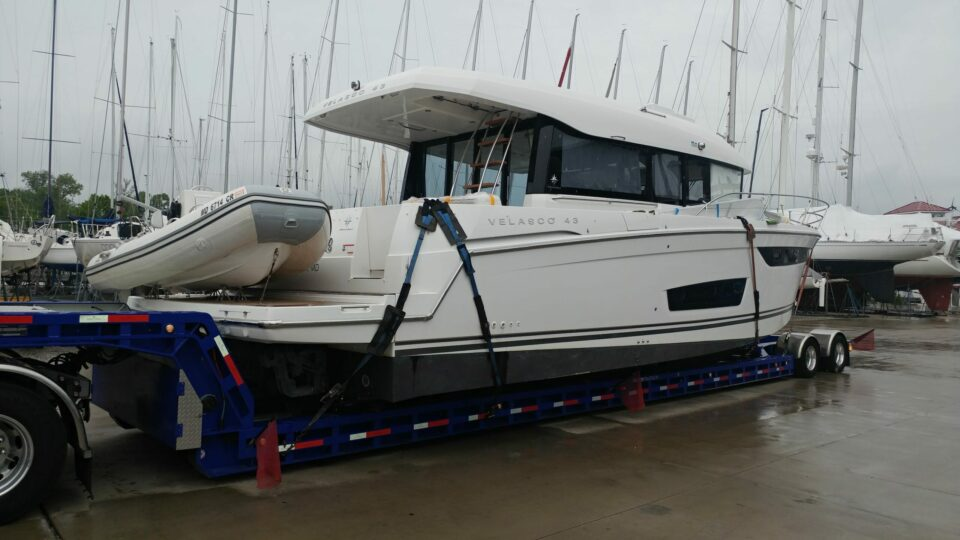 boat transport company, boat shipping, yacht delivery, yacht transport