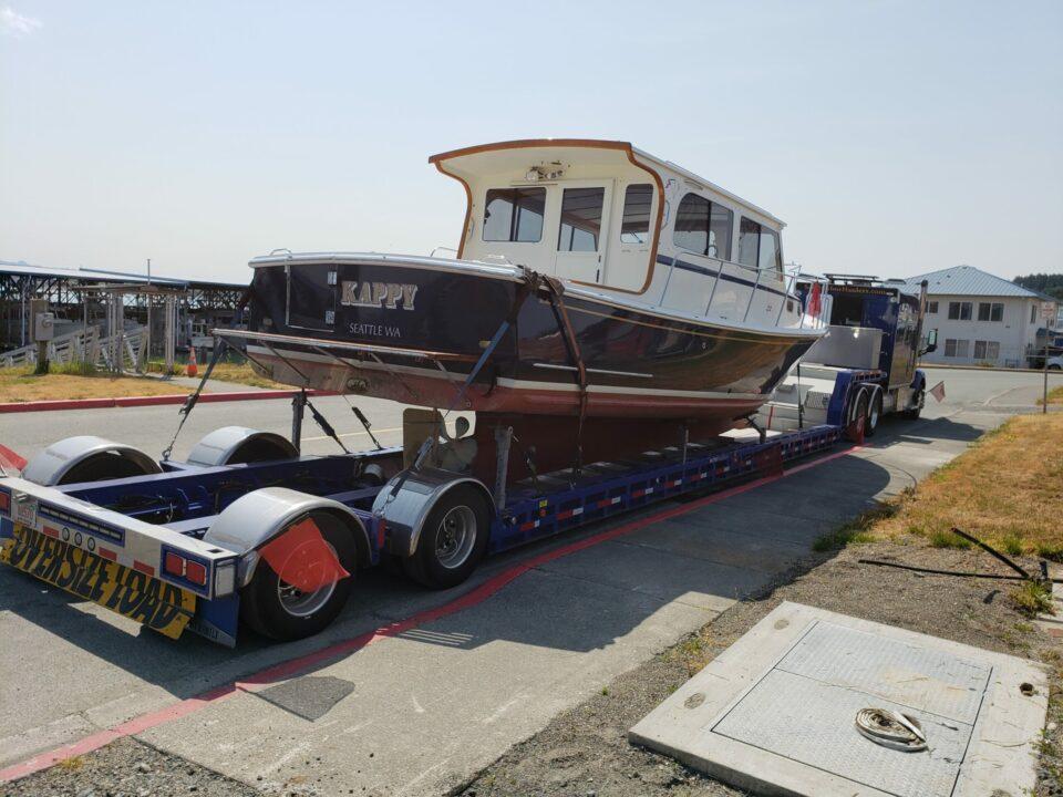 boat haulers, boat transport cost, boat hauling service, boat transport companies