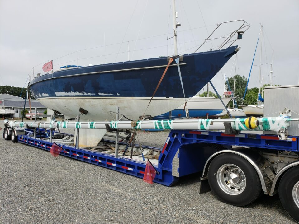 Kesteloo 42 Transport, Boat Transport, Boat Haulers, Boat Movers, Boat Transport Pros