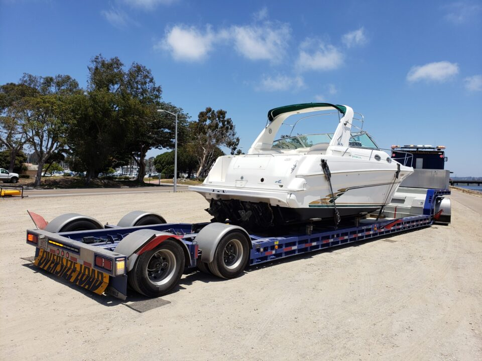 boat haulers, boat transporters, boat transport pros, boat movers