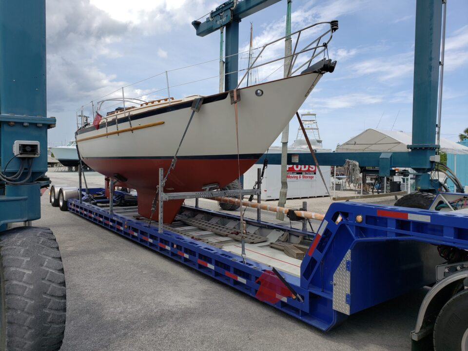 boat transport, boat haulers, yacht transport, yacht delivery, marine transport